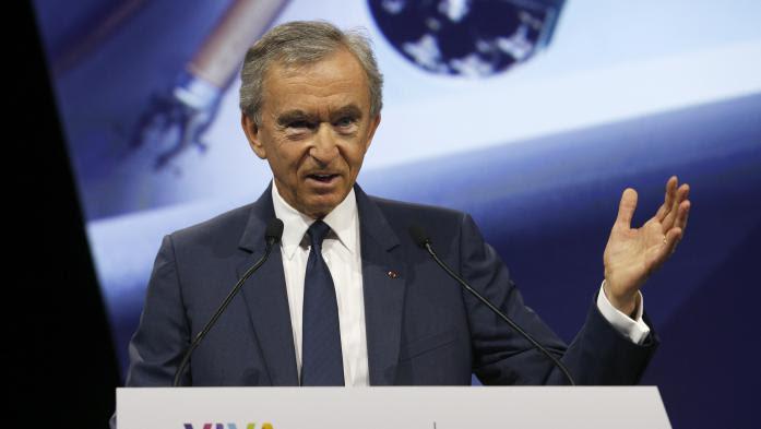 En 20 ans, le montant total des dix plus grandes fortunes françaises a été multiplié par douze