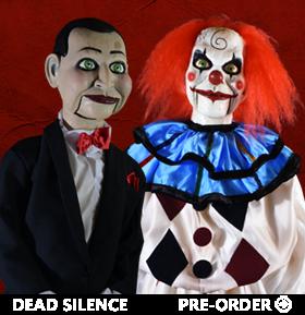 Dead Silence Puppet Prop Replicas