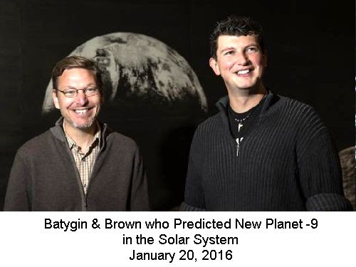 Batygin & Brown