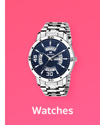 Min.60% Off on watches