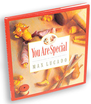 1117 - You Are Special Book