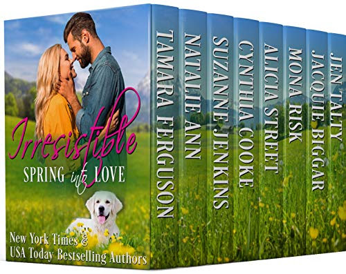 Cover for 'Irresistible: Spring Into Love Box Set'