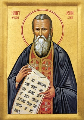 Image result for pics. St. John of Kronstadt