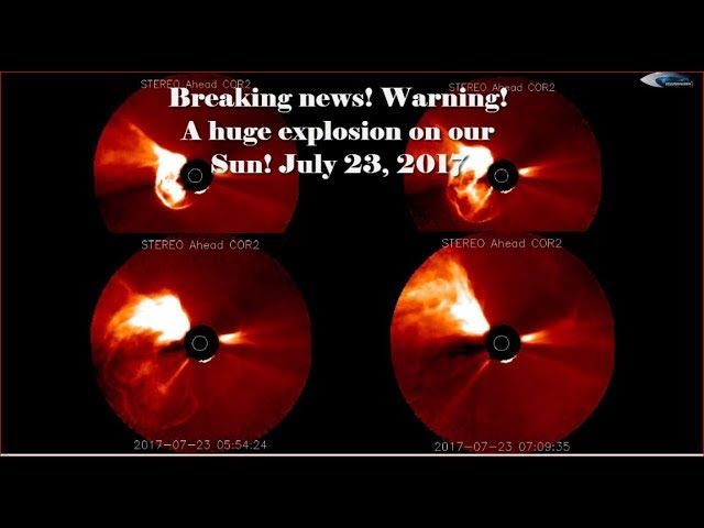 Breaking news! INCREDIBLE SOLAR BLAST!  Sddefault