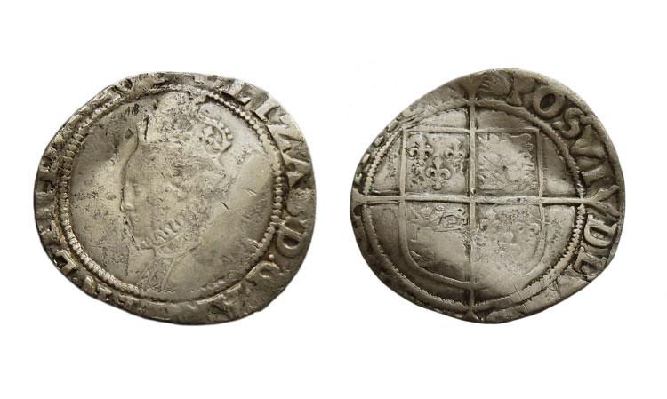 Elizabeth I shilling