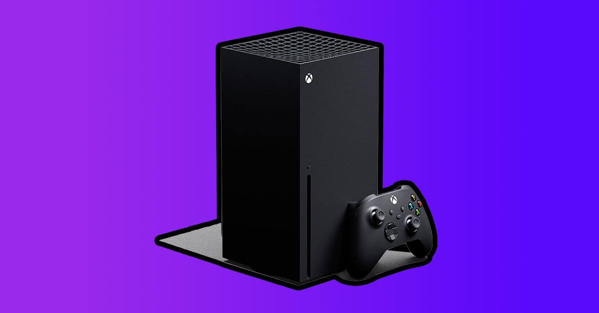La nueva consola Xbox Series X