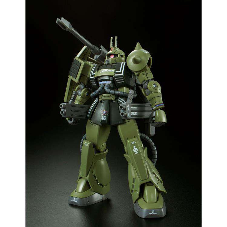 Image of Gundam HGGO 1/144 Zaku Cannon Exclusive Model Kit - JULY 2019