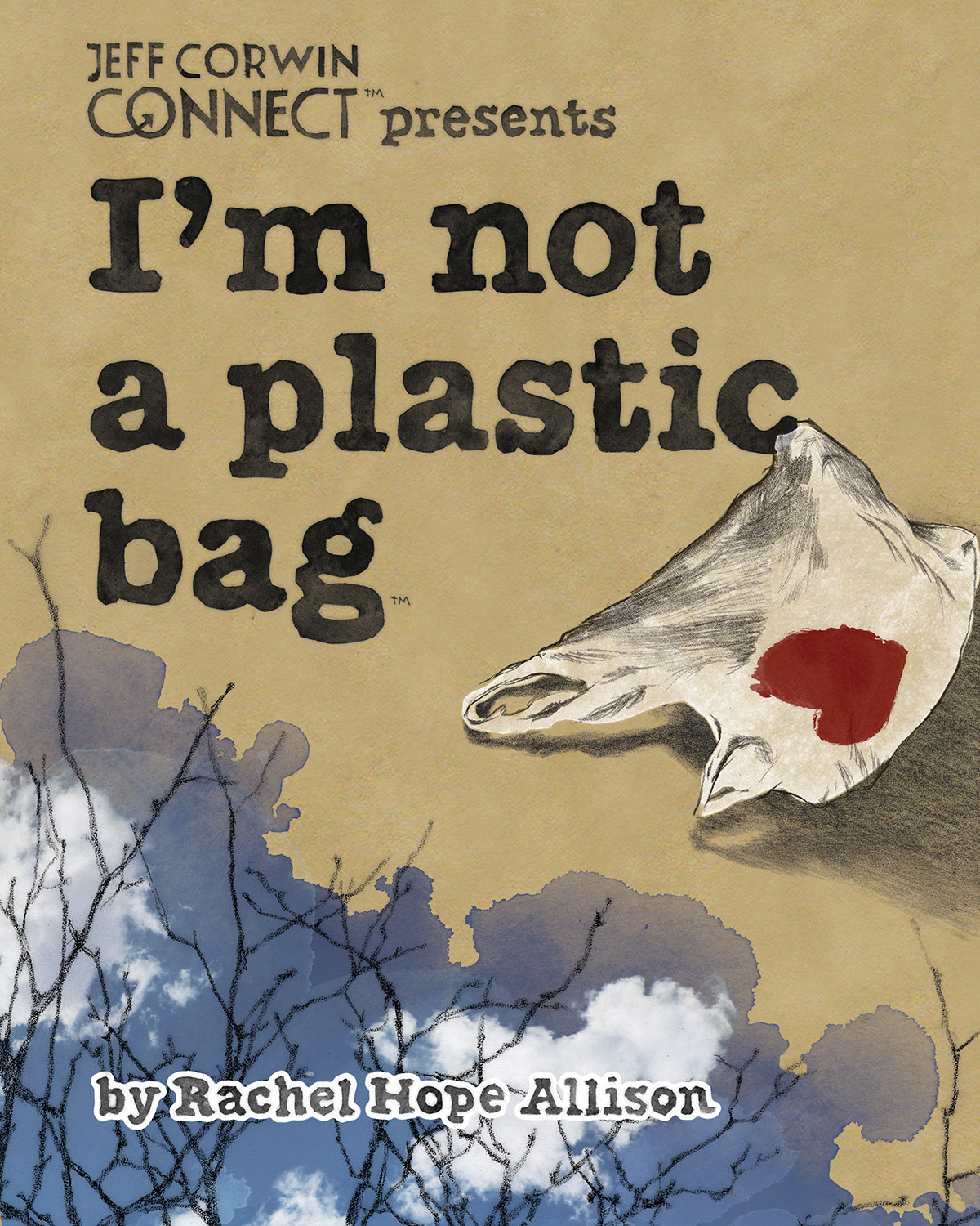 I'm Not a Plastic Bag OGN HC