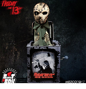 FRIDAY THE 13TH PART VII BURST-A-BOX