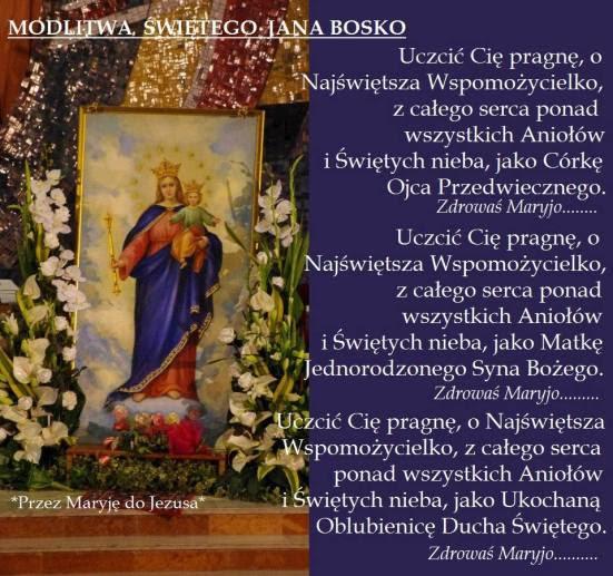 Znalezione obrazy dla zapytania Najświętsza Maryja Panna Wspomożycielka Wiernych