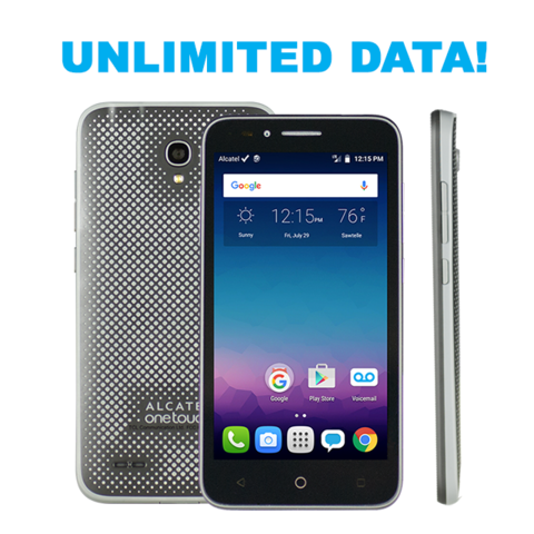 Alcatel OneTouch Unlimited All