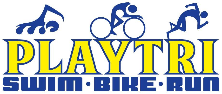 Playtri - swim - bike - run