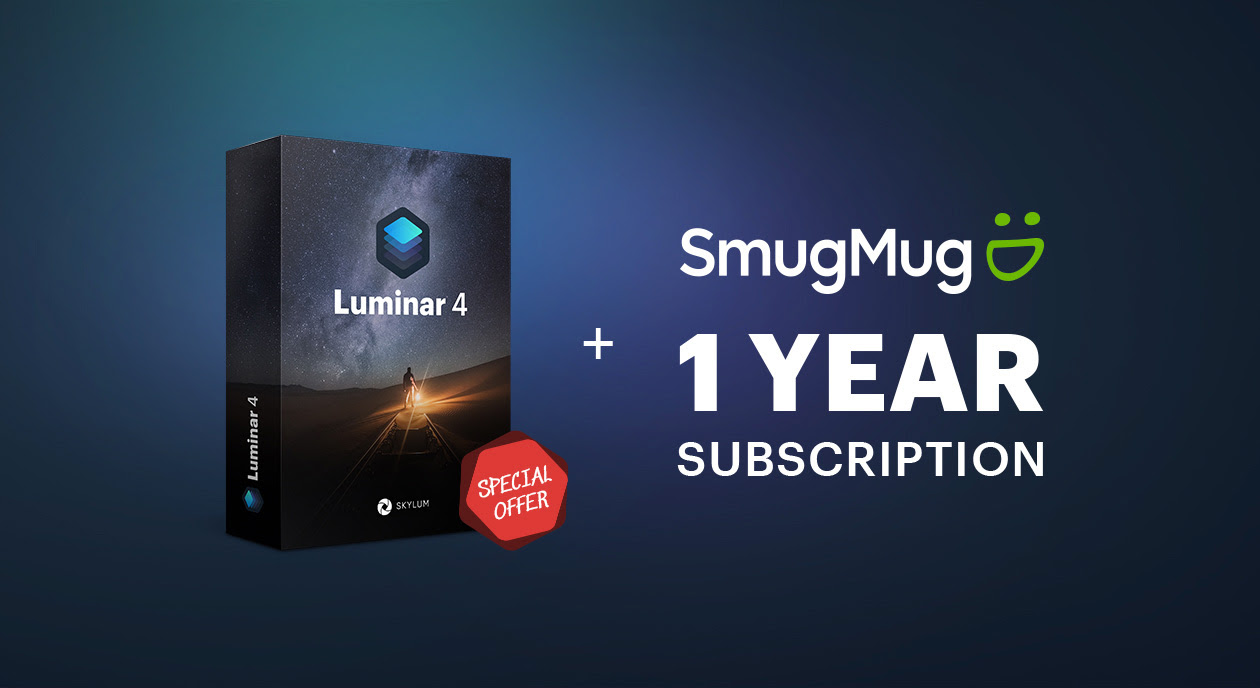 Luminar 4 Bundle Pre-Order + USD180 of value for free