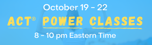 Oct 2020 ACT Power Classes