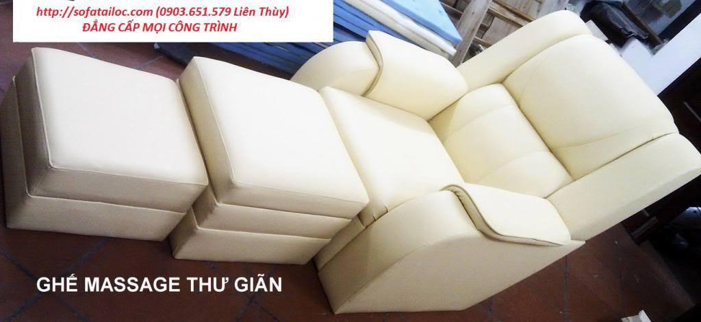 Ghế massage đẹp Tài Lộc
