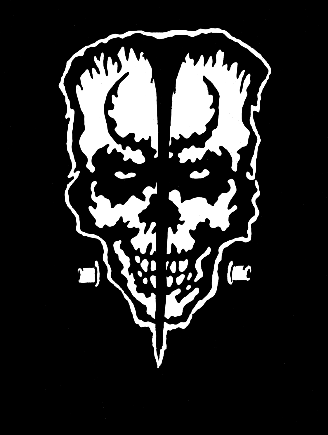 2016 skull logo