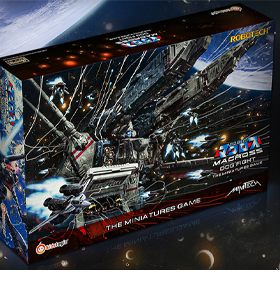 Macross Dog Fight: The Miniatures Game