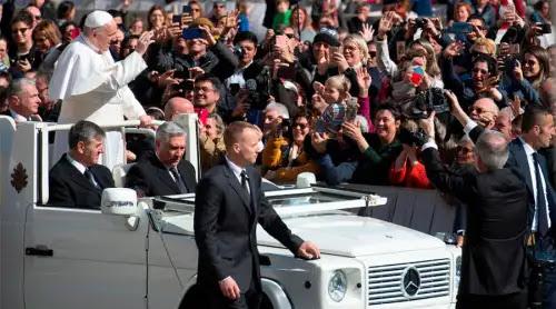 El Papa Francisco podría viajar a este país africano próximamente