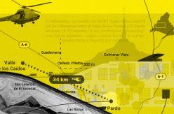 INFOGRAFÍA   La exhumación de Franco, paso a paso: así será su traslado del Valle de los Caídos al cementerio de Mingorrubio
