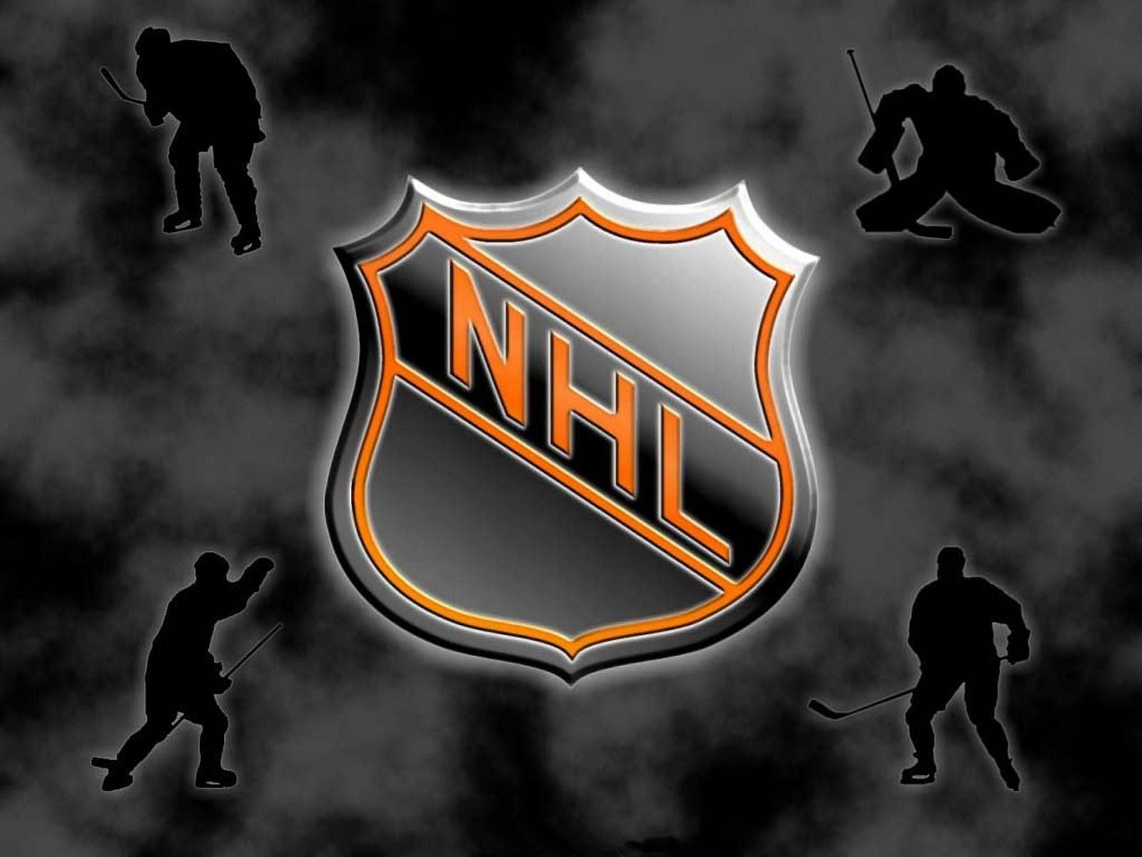 Resultado de imagen para nhl logo wallpaper