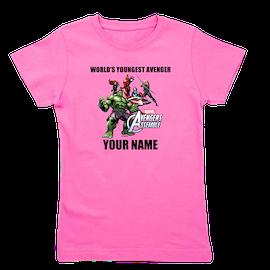 Avengers Assemble Kid's T-Shirt