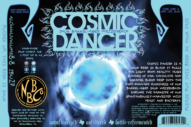Cosmic Dancer hold me close