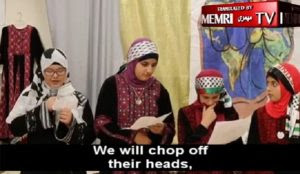 CAIR justifies San Diego synagogue attack and Muslim children singing about beheading Jews in Philadelphia