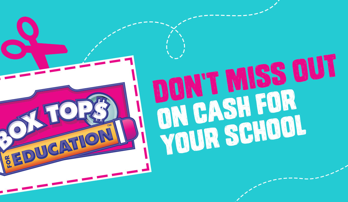 Don't miss out on cash for your school