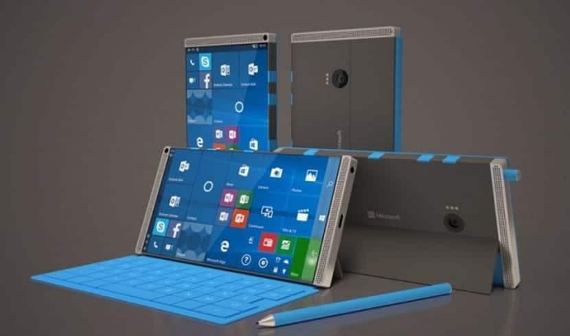 Surface Phone Prototipo