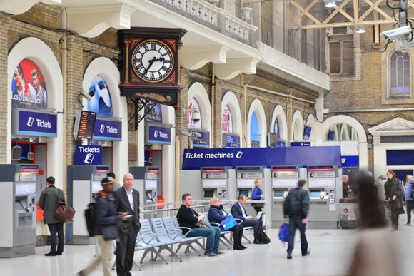 Network Rail makes a splash with free drinking water at stations