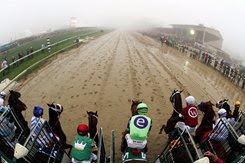 The date of the 2020 Preakness Stakes remains in question