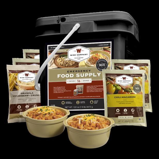 Emergency Food Pack