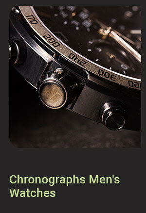 Chronographs Men's Watches