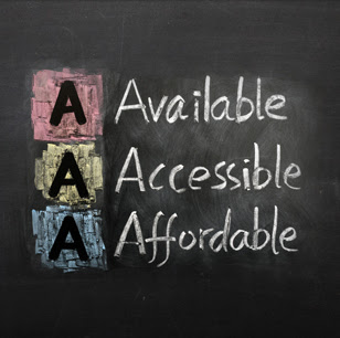 Available Affordable Accessible
