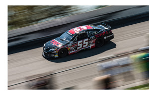 Dalton Sargeant Resumes ARCA Schedule at Winchester