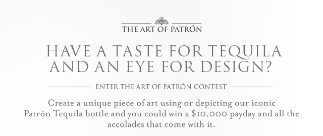 Enter the Art of Patron contest