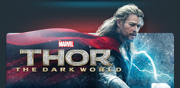 Thor: The Dark World | In theaters November 8!