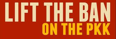 Inbjudan till demonstration ; Ta bort PKK från terrorlistan!