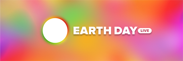Sign Up for Earth Day Live!