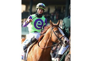 Good Magic's victory in the Blue Grass Stakes was his first since the Breeders' Cup Juvenile in November