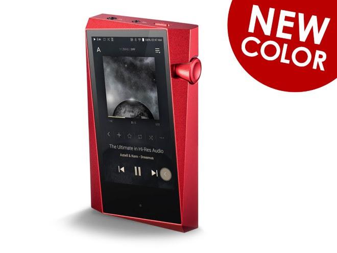 Astell&Kern SR25 DAP Music Player (RED)