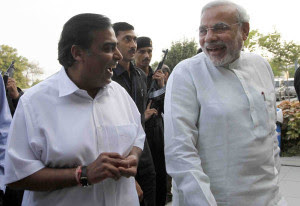 Mukesh-Ambani-with-Modi