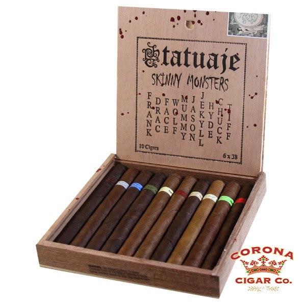 Image of Tatuaje Skinny Monsters Cigars