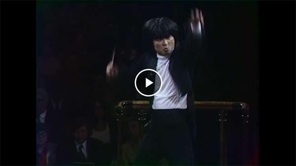 [Seiji Ozawa conducts Resurrection Symphony]