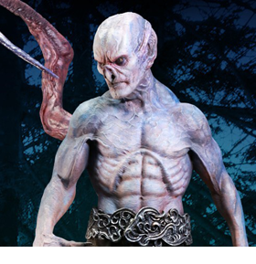 Underworld: Evolution Marcus Soft Vinyl Statue