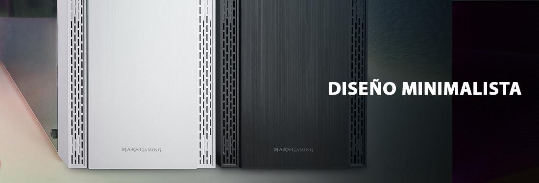 SEMITORRE GAMING MCN Diseño minimalista con las mejores prestaciones gaming