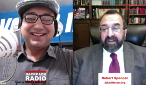 Video: Robert Spencer and Vocab Malone discuss The History of Jihad and rapidly increasing Leftist censorship