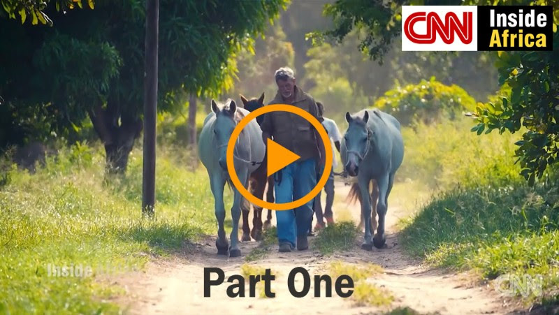 Mozambique featured in CNN's Inside Africa