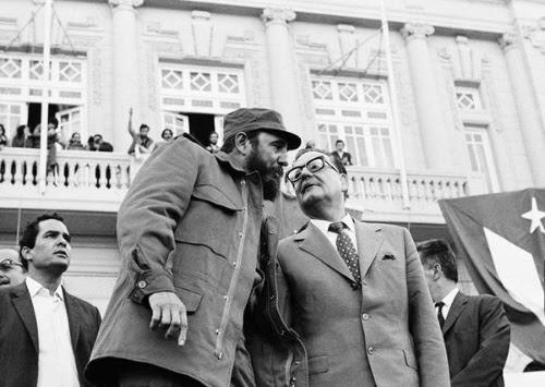 Fidel en Chile (3)