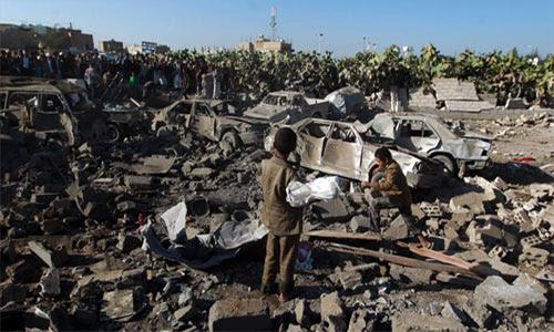 TERRORISMO SAUDÍ: Según la ONU, Arabia Saudi viola los derechos humanos en Yemen